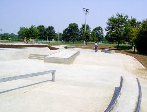 Mingo Skate Park