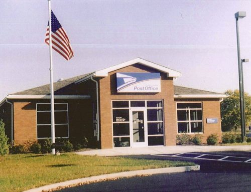 Ostrander Main Post Office