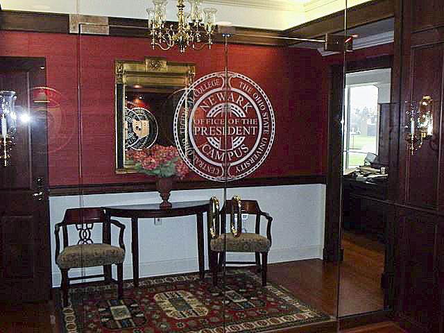 Executive Office at COTC