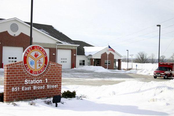 West Licking Fire Station #1